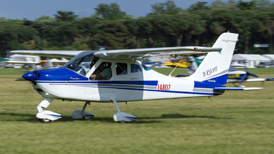 I-A807 - Tecnam P2004 Bravo - Private