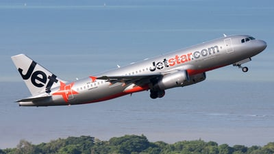 VH-VQA - Airbus A320-232 - Jetstar Airways
