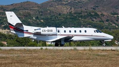 A picture of CSDXG - Cessna 560XLS Citation Excel - Executive Jet Management - © Martin Bernict