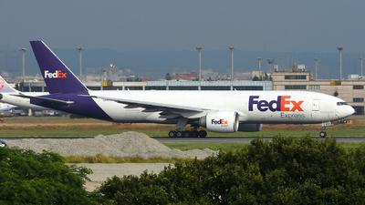 N857FD - Boeing 777-FS2 - FedEx