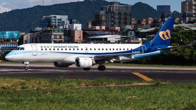 B-16828 - Embraer 190-100IGW - Mandarin Airlines
