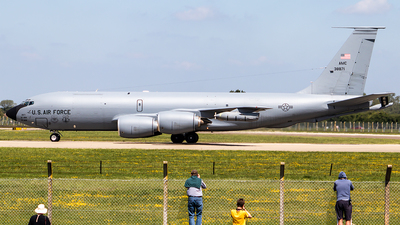 63-8871 - Boeing KC-135R Stratotanker - United States - US Air Force (USAF)