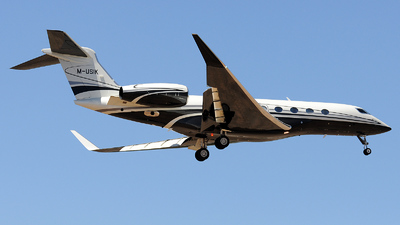 M-USIK - Gulfstream G650 - Private