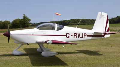 G-RVJP - Vans RV-9A - Private