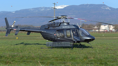 SE-JPK - Bell 407GXI - Private