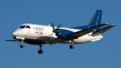 N253AE - Saab 340B(F) - Castle Aviation