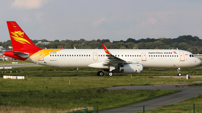 D-AYAT - Airbus A321-231 - Capital Airlines