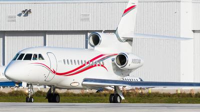 N993AM - Dassault Falcon 900LX - Private