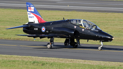 A picture of XX281 - BAe Systems Hawk T1A -  - © Ian Howat