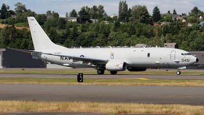 N308DS - Boeing P-8A Poseidon - United States - US Navy (USN)