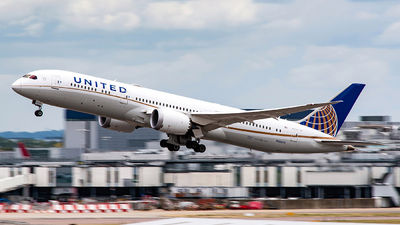 A picture of N26970 - Boeing 7879 Dreamliner - United Airlines - © Karam Sodhi