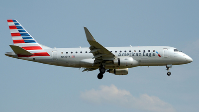 N435YX - Embraer 170-200LR - American Eagle (Republic Airways)