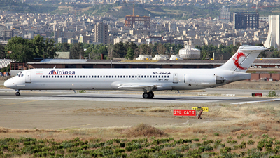 EP-TAO - McDonnell Douglas MD-83 - ATA Airlines [Iran]