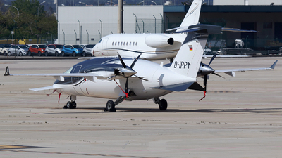 D-IPPY - Piaggio P-180 Avanti II Evo - AirGO Flugservice