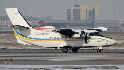 UP-L4108 - Let L-410UVP-E20 Turbolet - Zhezkazgan Air
