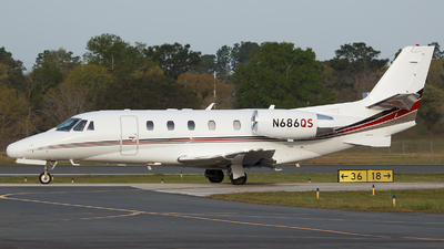 N686QS - Cessna 560XL Citation XLS - NetJets Aviation