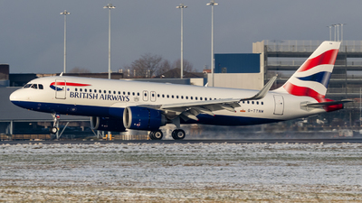 G-TTNM - Airbus A320-251N - British Airways