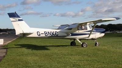 G-BNKC - Cessna 152 - Private