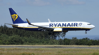 9H-QDF - Boeing 737-8AS - Ryanair (Malta Air)