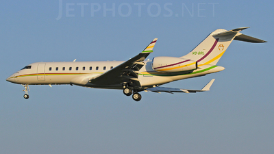 VQ-BRL - Bombardier BD-700-1A10 Global Express - Private