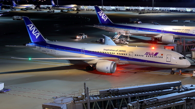 JA898A - Boeing 787-9 Dreamliner - All Nippon Airways (ANA)