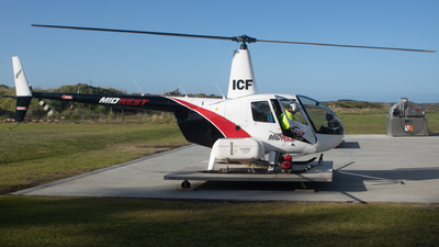 ZK-ICF - Robinson R44 Raven II - Mid West Helicopters