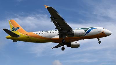 RP-C3250 - Airbus A320-214 - Cebu Pacific Air
