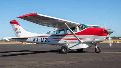VH-MZL - Cessna U206G Stationair - Private