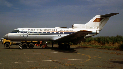 EX-87571 - Yakovlev Yak-40 - Kyrgyzstan Airlines