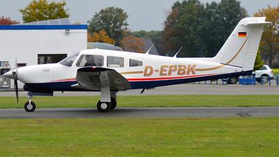 D-EPBK - Piper PA-28RT-201T Turbo Arrow IV - Private