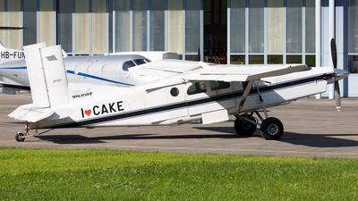 I-CAKE - Pilatus PC-6/B2-H4 Turbo Porter - Private