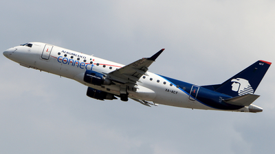 A picture of XAACF - Embraer E175LR - [17000137] - © Luis Miguel Martinez