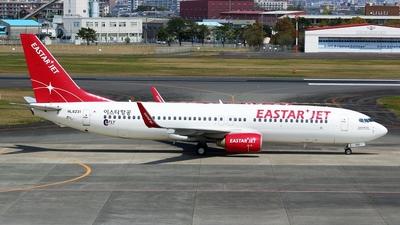 HL8231 - Boeing 737-85P - Eastar Jet