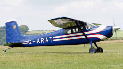 G-ARAT - Cessna 180 Skywagon - Private