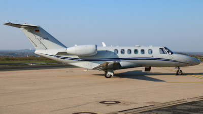 D-IHUB - Cessna 525A CitationJet CJ2 - Private