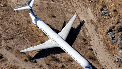 N938MC - McDonnell Douglas MD-83 - Untitled