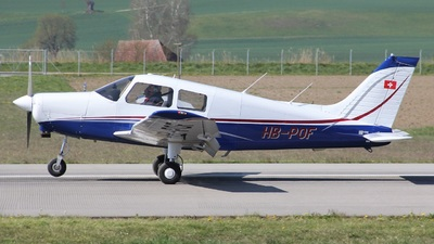 A picture of HBPOF - Piper PA28161 - [2841294] - © Manueljb