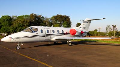 PP-JCF - Hawker Beechcraft 400XP - Private