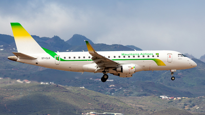 5T-CLO - Embraer 170-200LR - Mauritania Airlines