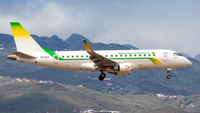 A picture of 5TCLO - Embraer E175LR - Mauritania Airlines International - © Markus Altmann