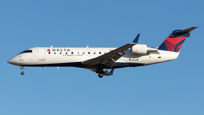 N800AY - Bombardier CRJ-200LR - Delta Connection (Endeavor Air)