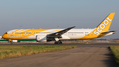9V-OJE - Boeing 787-9 Dreamliner - Scoot