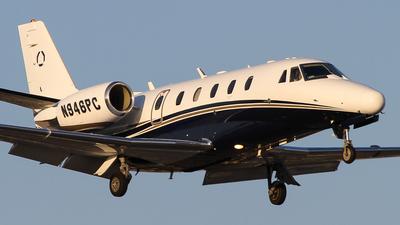 A picture of N946PC - Cessna 560XLS Citation Excel - [5605728] - © C. v. Grinsven
