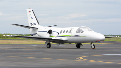 XC-CVM - Cessna 500 Citation I - Mexico - Tamaulipas State Government