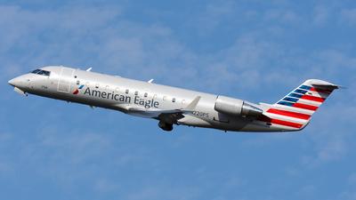 N220PS - Bombardier CRJ-200ER - US Airways Express (PSA Airlines)