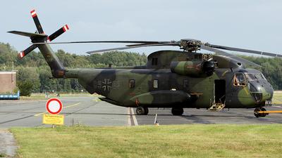 85-03 - Sikorsky CH-53G - Germany - Army