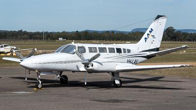 VH-LAV - Cessna 404 Titan - AAM Group