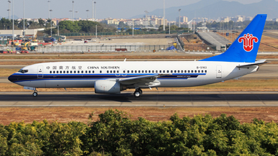 B-5163 - Boeing 737-81B - China Southern Airlines