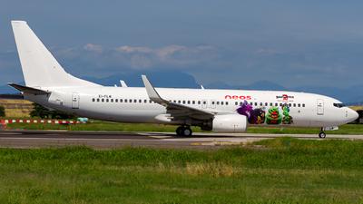 EI-FLM - Boeing 737-85F - Neos