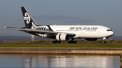 ZK-OKC - Boeing 777-219(ER) - Air New Zealand